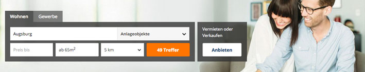 immoscout24-immobiliensuche